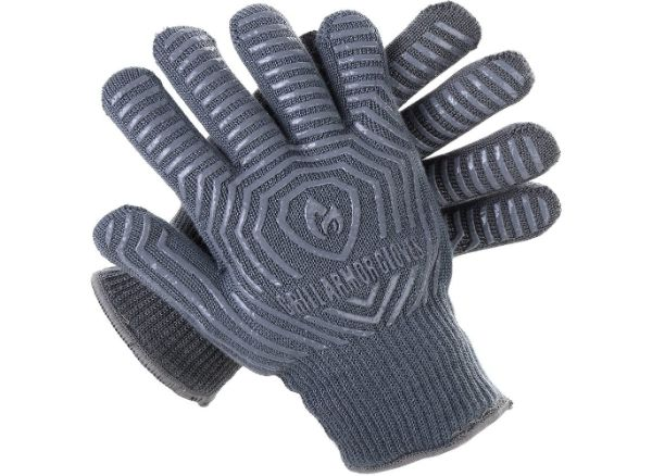Grill Armor EN407 Extreme Heat Resistant Oven Gloves