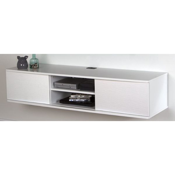 South Shore Floating Wall Mounted TV Stand