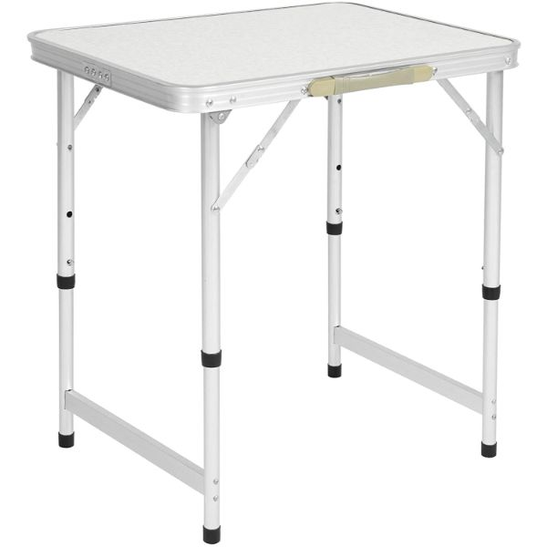 Best Choice Products Portable Aluminum Folding Table