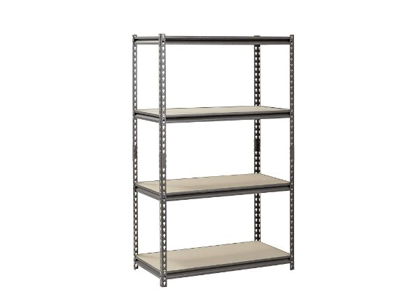 Muscle Rack UR361860PB4P-SV Steel Storage Rack