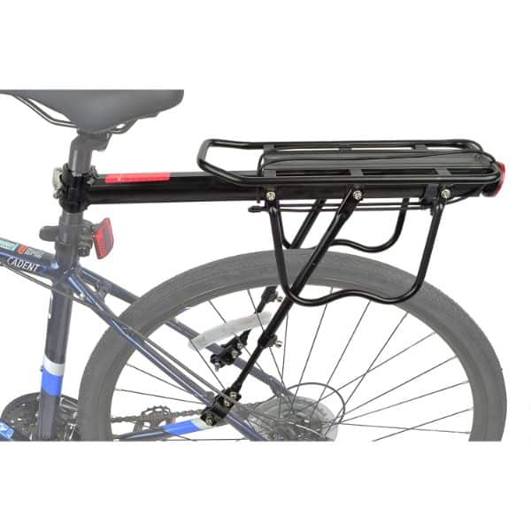 Lumintrail Bicycle Commuter Rear Seatpost Mounted Cargo Rack
