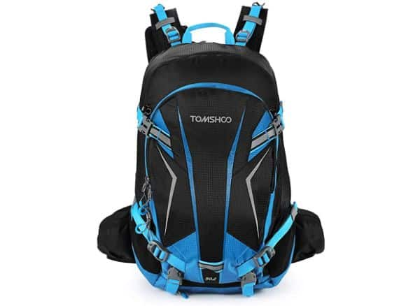 TOMSHOO Waterproof Motorcycle Backpack