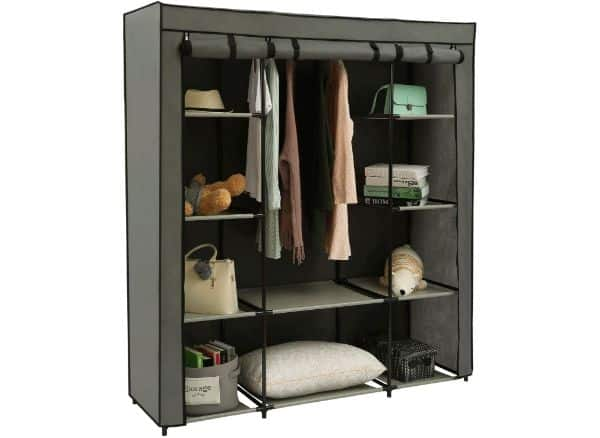 Homebi Clothes Closet Portable Wardrobe