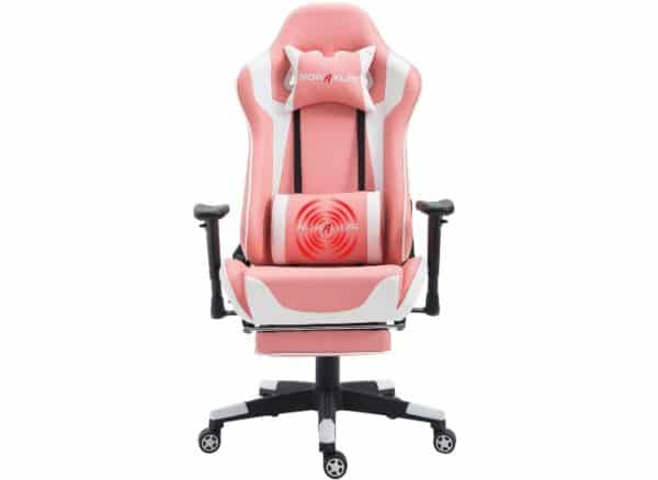 NOKAXUS Gaming Chair with Massage