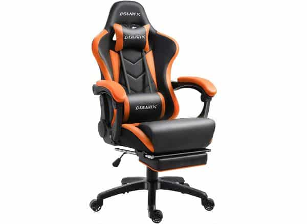 Dowinx Gaming Chair with Massage