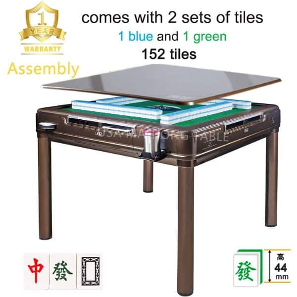 WPYST Assembled Automatic Mahjong Table