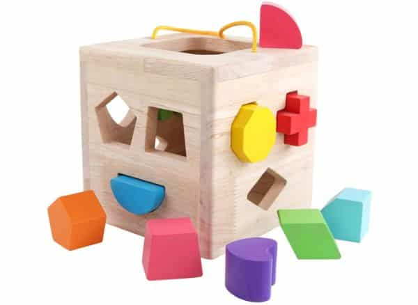GEMEM Shape Sorter Toy