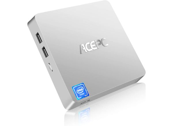 ACEPC Windows 10 Intel x5-Z8350 T11 Mini PC