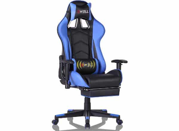 EDWELL Gaming Chair with Massage