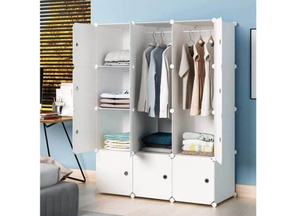 KOUSI Portable Wardrobe Closets
