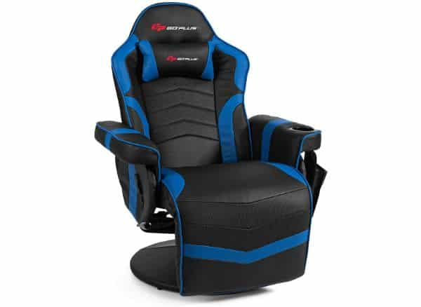 Goplus Gaming Chair with Massage