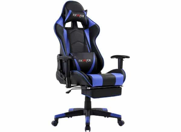 Ficmax Gaming Chair with Massage