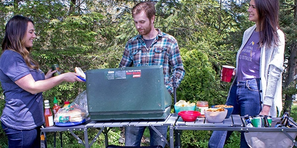 Best camping kitchens