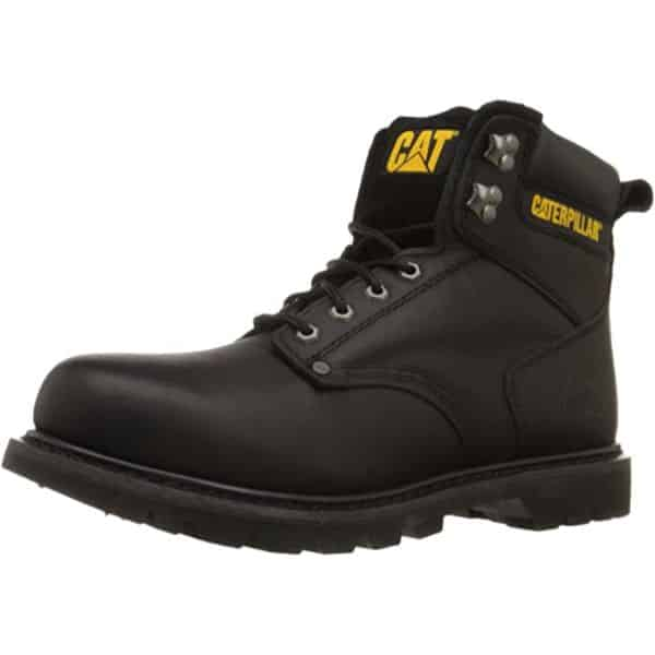 Caterpillar Second Shift Work Boots