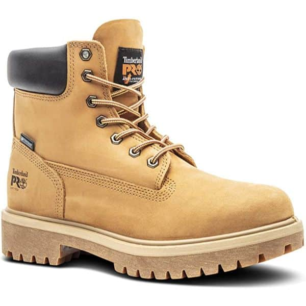 Timberland PRO Direct Attach Soft Toe Work Boots