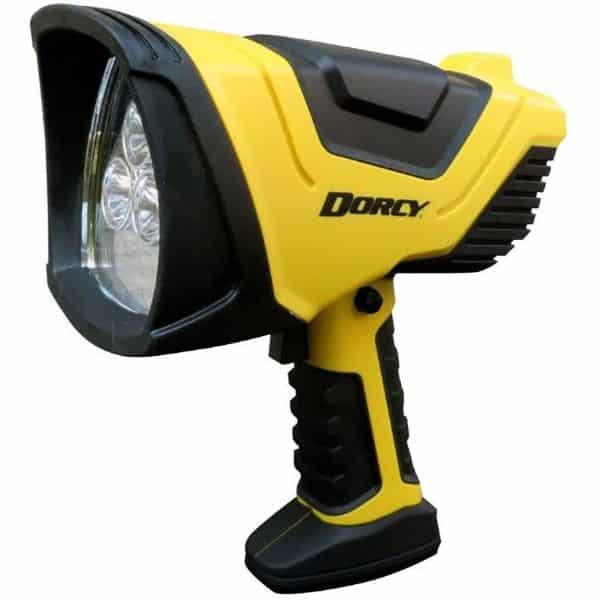 Dorcy Rechargeable Pistol LED Spotlight