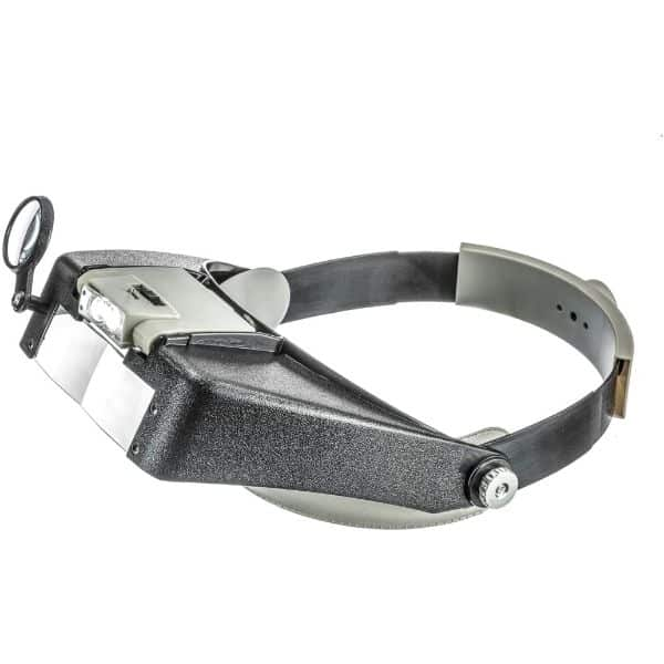 SE MH1047L Illuminated Dual Lens Magnifying Glasses