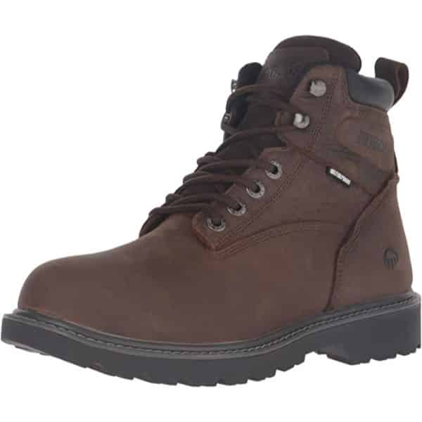 Wolverine Floorhand Soft Toe Work Boots