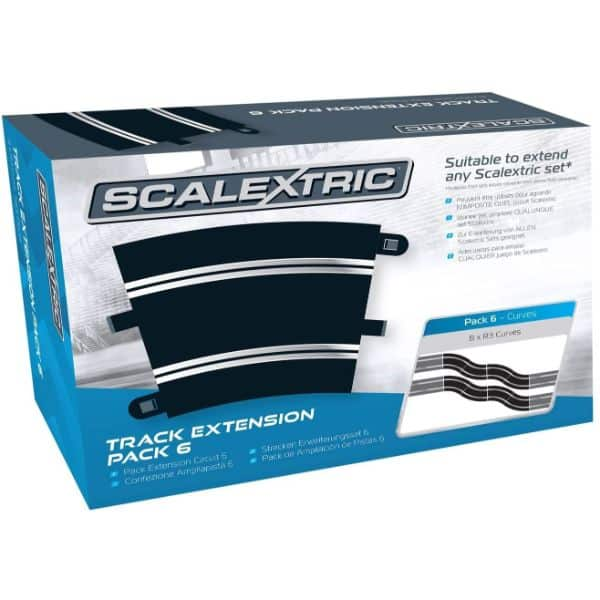 ScalextricC8555 Slot Cark Track Extension