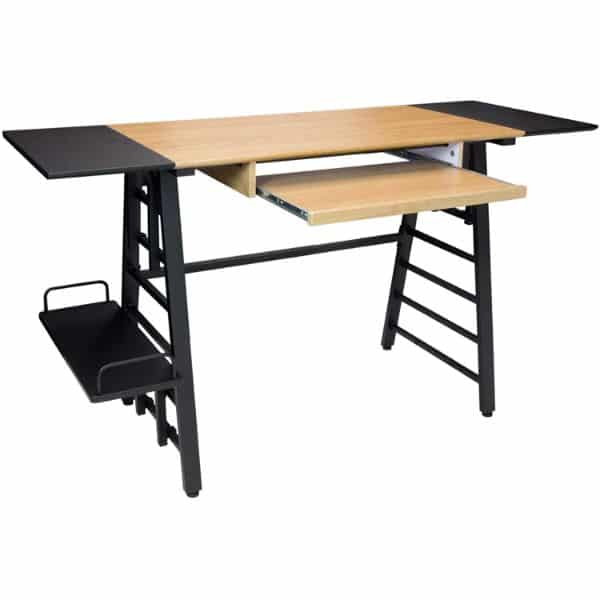 Calico Convertible Gaming Desk for Kids