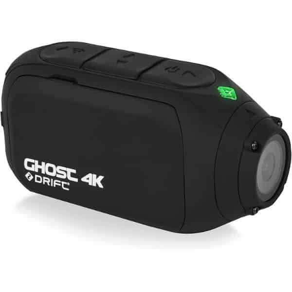 Drift Innovation Ghost 4K Motorcycle Dash Camera