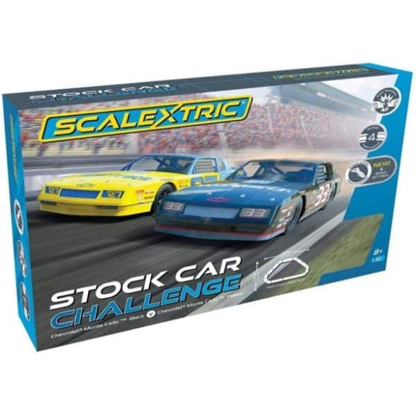 Scalextric C1383T Slot Car Track Set