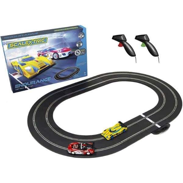 Scalextric  C1399T LMP and GT Slot Car Track Set