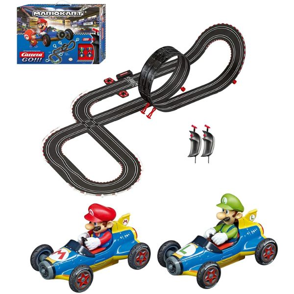 Carrera Go!!! 62492 Mario Kart Slot Car Track Set