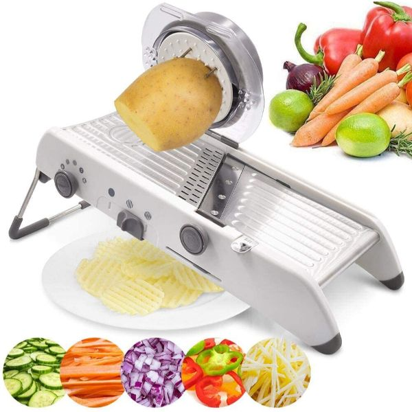 Onadrive White Adjustable Slicer