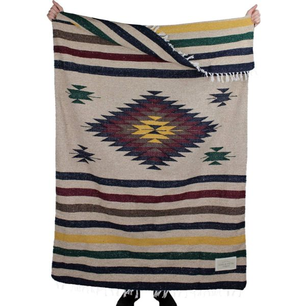King & Fifth Supply Co. Mexican Blanket