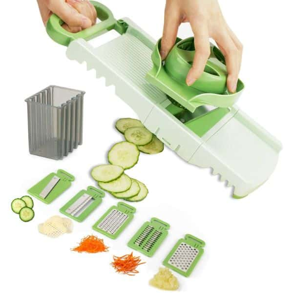 Aieruma Mandoline Vegetable Slicer