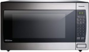 Stainless Steel Countertop Microwave Oven