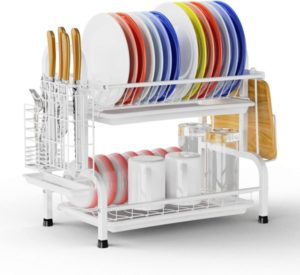 Dish Drainers And Racks