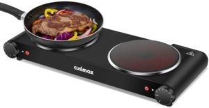 infrared cooktop