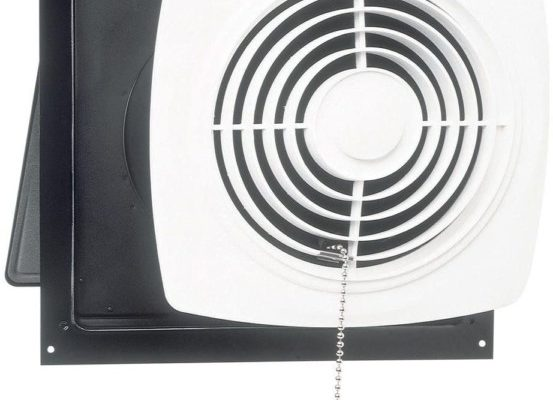 Chain-Operated Ventilation Fan