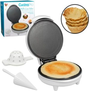 Waffle Cone and Bowl Maker