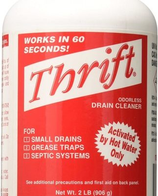 Thrift Drain Cleaners