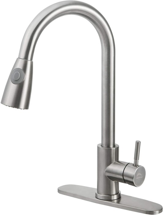 Kitchen Faucet of Leadallway