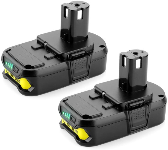 Powilling 2Pack Lithium