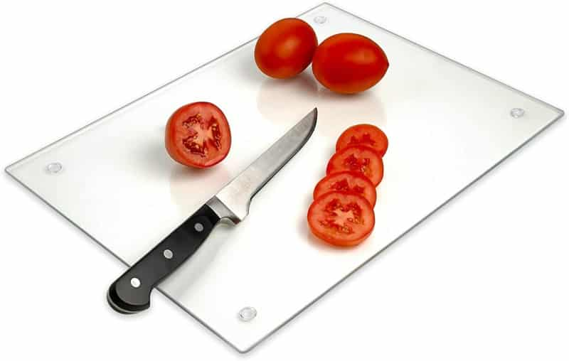 Long in the Dark Tempered Glass Cutting Boards