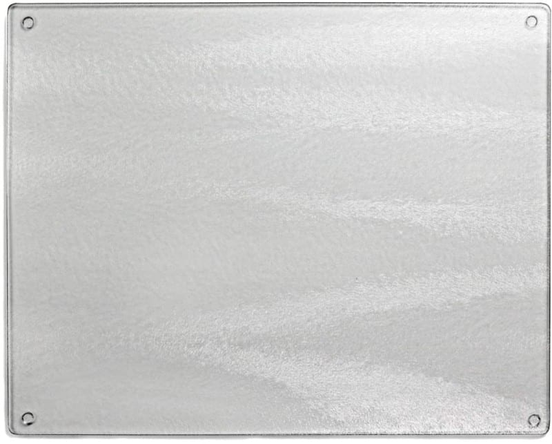 Shape Variety Pack of 6 Clear Glass Cutting Boards