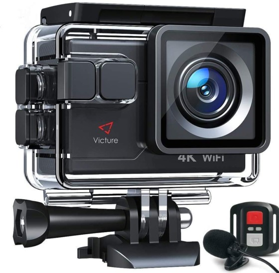 Victure AC700 Action Camera