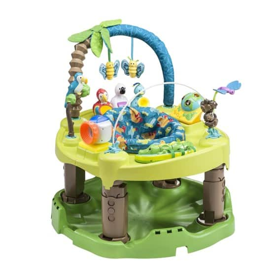 Jumping Jungle issued by the Evenflo