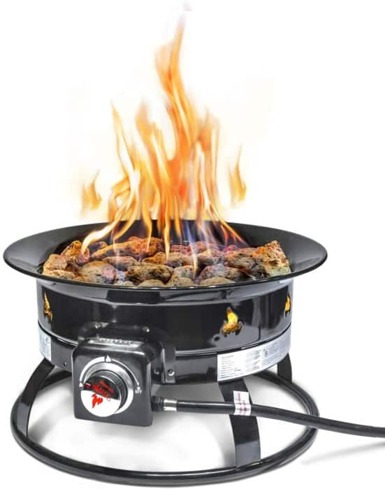 The Portable Propane Fire Pits for Outdoor