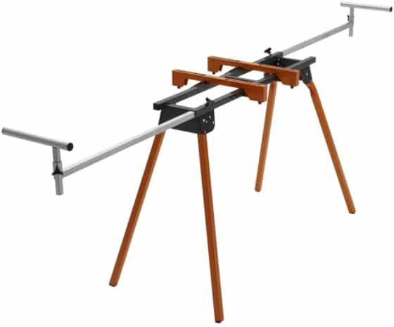 The Milter Saw Stand for Heavy Duty