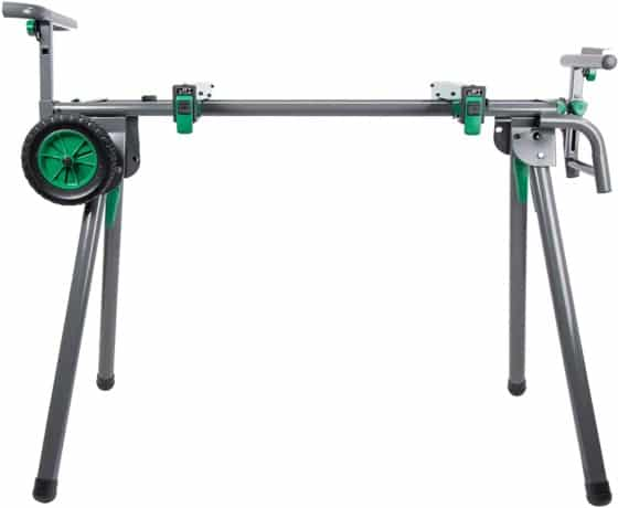 Quick-Release Mounting Brackets Miter Saw Stand